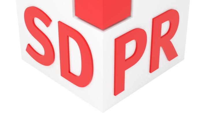 Logo SDPR