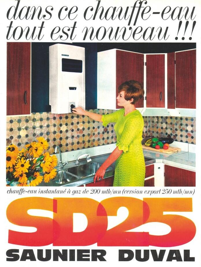 SD25 Saunier Duval