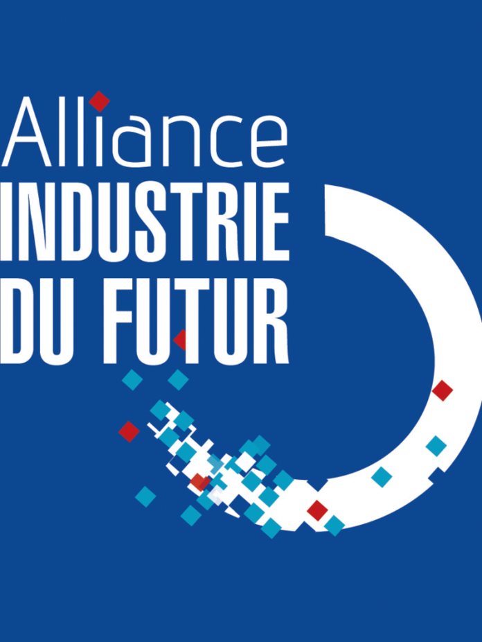 Logo Label Industrie Du Futur