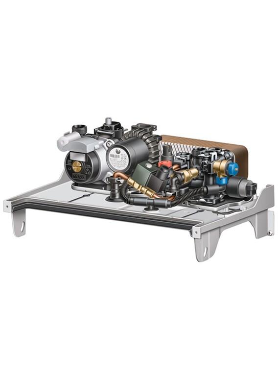Isomax Condens - Bloc hydraulique