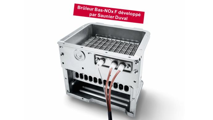 Nouveau Brûleur Opalia F Bas - NOx