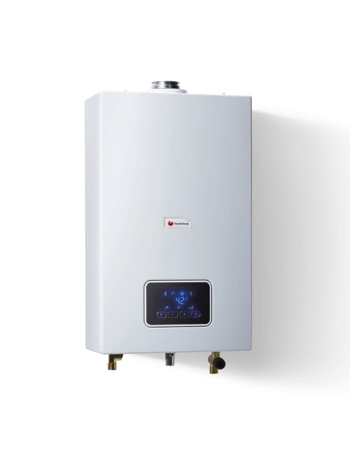 chauffe eau gaz chauffe bain gaz notre gamme saunier. Black Bedroom Furniture Sets. Home Design Ideas