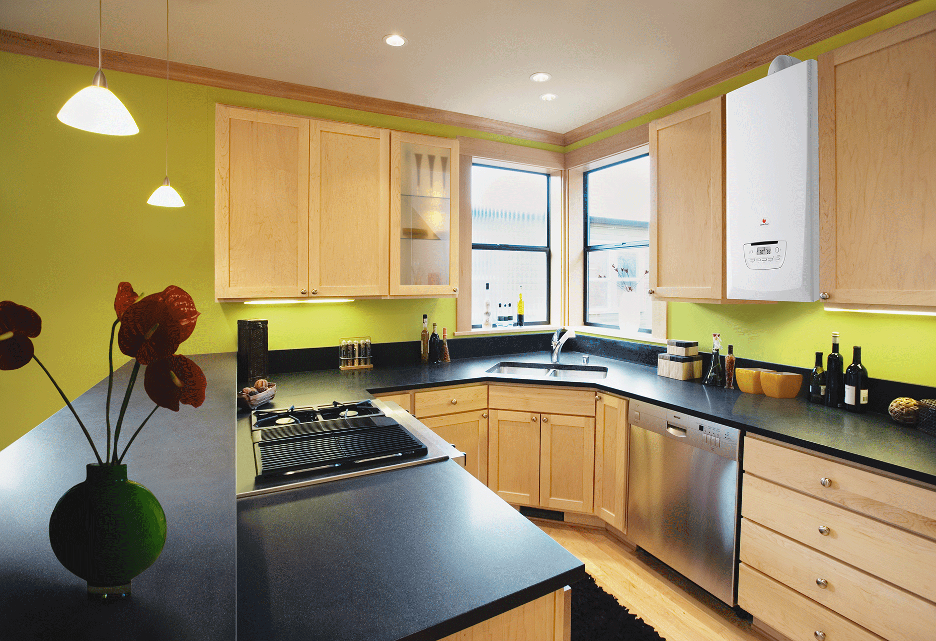 thema as condens chaudieres gaz condensation pros. Black Bedroom Furniture Sets. Home Design Ideas