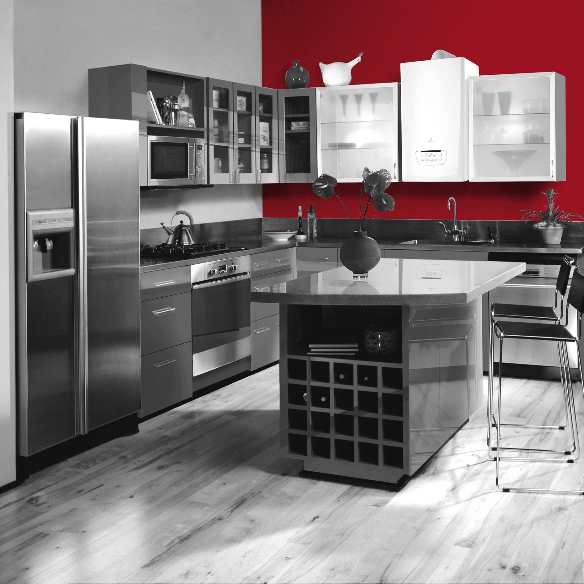 chaudi re murale gaz condensation themaplus condens saunier duval. Black Bedroom Furniture Sets. Home Design Ideas