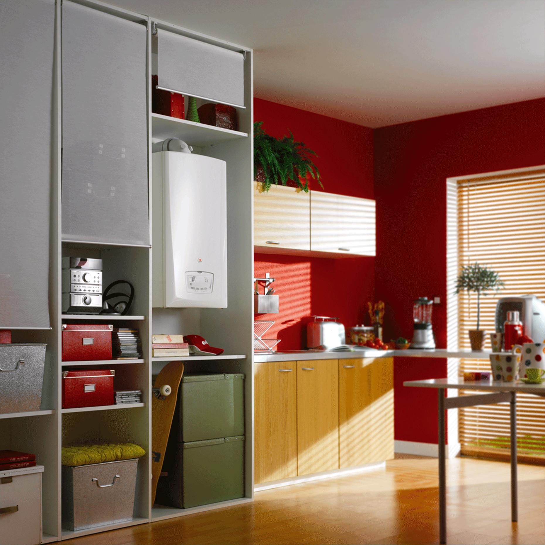 Thema as saunier duval sp cialiste expert et - Comment cacher une chaudiere dans une cuisine ...
